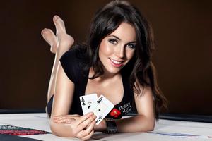 Η... θεά του πόκερ