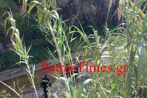 Πτώμα νεαρού σε γεφυράκι της Πατρών-Κορίνθου