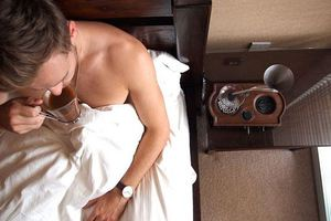 Το ξυπνητήρι που φτιάχνει και καφέ!