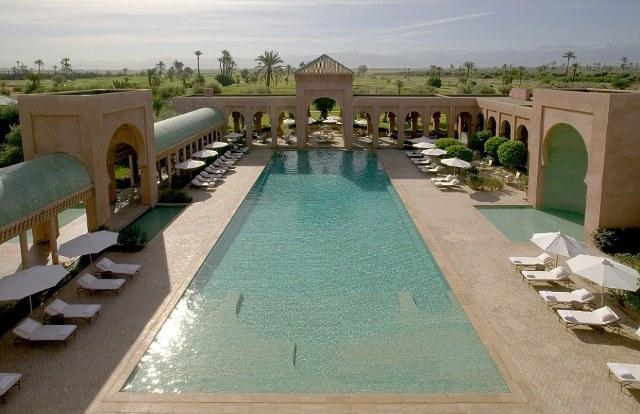 """Γνωρίστε το resort Amanjena ένα """"κόσμημα"""" στο Μαρόκο!"""