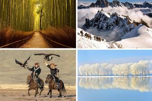 Φωτογραφίες που σε ταξιδεύουν στα πέρατα του κόσμου