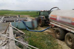 Συλλήψεις για περιβλλοντική ρύπανση σε γαλακτοβιομηχανία του Κιλκίς