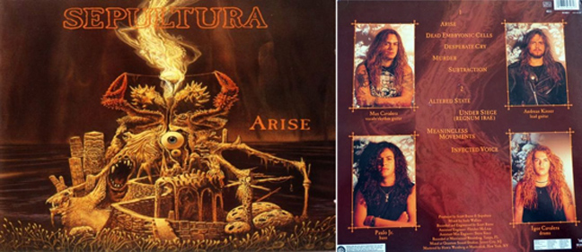 Sepultura - Arise Sep1