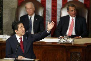 Συγγνώμη του Σίνζο Άμπε για το ρόλο της Ιαπωνίας στον Β' Παγκόσμιο Πόλεμο