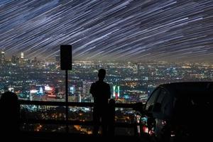 Ο ουρανός που δε βλέπουμε τις πόλεις