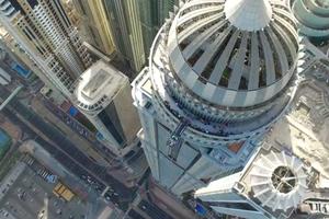 Extreme base jumping στο Ντουμπάι