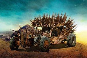 Τα εντυπωσιακά οχήματα του νέου Mad Max
