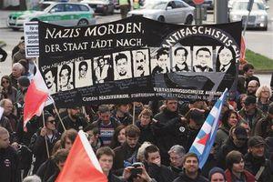 Ένα περίεργο σύμβολο στο χάρτη σχηματίζουν οι φόνοι νεοναζιστικής οργάνωσης