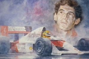 Ο θρύλος της Formula 1 Άιρτον Σένα