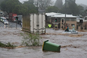 Πέντε νεκροί σε πλημμύρες στο Κουίνσλαντ