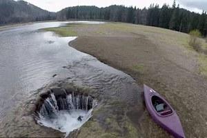 Το μυστικό της λίμνης που… χάνεται