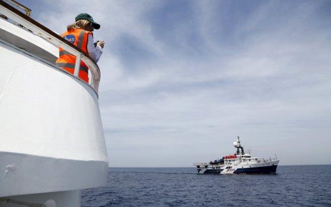 Περισσότεροι από 1.250 μετανάστες διασώθηκαν σήμερα νότια της Σικελίας