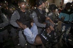 Συγκρούσεις αστυνομίας και διαδηλωτών στο Τελ Αβίβ