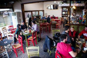 Για φθηνούς και γευστικούς μεζέδες στο Περιστέρι