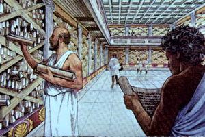 Ναοί της γνώσης που καταστράφηκαν