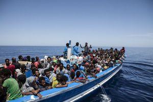 «Έχουμε χάσει τα νούμερα με τους μετανάστες στη Λέσβο»