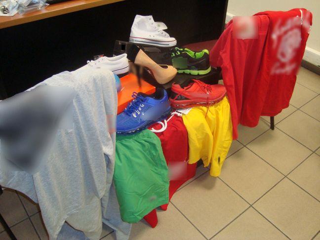 Πουλούσαν «μαϊμού» αθλητικά είδη σε κατάστημα – Newsbeast 97de4314d92