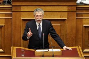 Κοντονής: H κυβέρνηση τόνισε ότι ο έλεγχος όλων για όλα είναι ζήτημα δημοκρατίας και ισονομίας