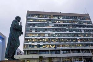 Κατάληψη φοιτητών στο κτίριο διοίκησης του ΑΠΘ