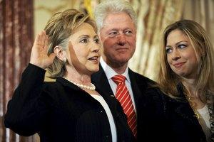 Πώς θα προσφωνείται ο Μπιλ Κλίντον αν η Χίλαρι εκλεγεί πρόεδρος
