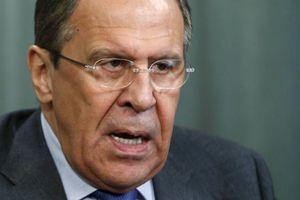 Λαβρόφ: Ανυποχώρητη στάση απέναντι στους τρομοκράτες στη Συρία