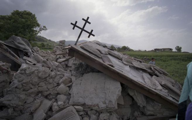 «Στο χάσμα του σεισμού»