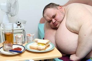 Ο άντρας που ζυγίζει 413 κιλά