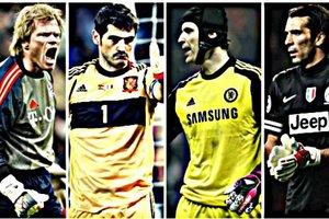 Οι καλύτεροι γκολκίπερ του Champions League