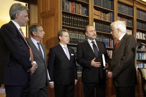 Στο Προεδρικό η Ένωση Διμερών Ελληνοευρωπαϊκών Εμπορικών Επιμελητηρίων