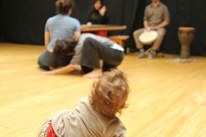 «Μικρή μουσική παράσταση» για... πολύ μικρούς θεατές