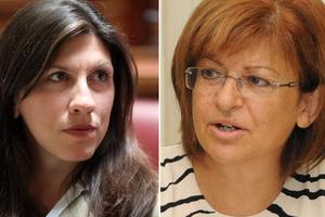 Μανωλάκου σε Κωνσταντόπουλου: Σας πονάει ότι βγάλαμε καταγγελία