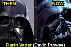 Οι πρωταγωνιστές του Star Wars τότε και τώρα