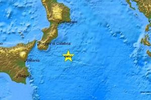 Σεισμός 4,7 Ρίχτερ στο Ιόνιο