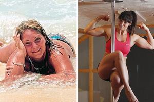 Πώς το pole dancing της έσωσε τη ζωή