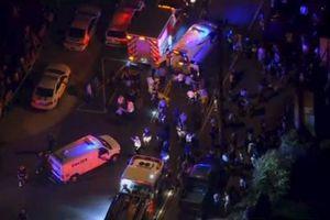 Τουλάχιστον πέντε νεκροί στον εκτροχιασμό τρένου στη Φιλαδέλφεια