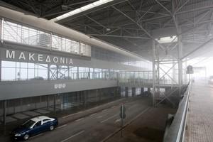 Ταλαιπωρία νωρίς το πρωί λόγω ομίχλης στο «Μακεδονία»
