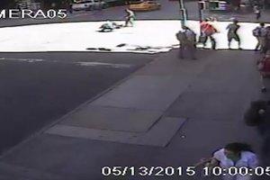 Συνελήφθη ο άντρας με το σφυρί που τρομοκρατούσε τη Νέα Υόρκη