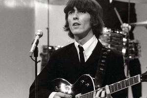 Στο σφυρί η κιθάρα του Τζορτζ Χάρισον