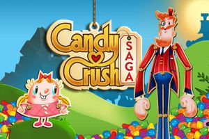 Το Candy Crash Saga στα Windows 10