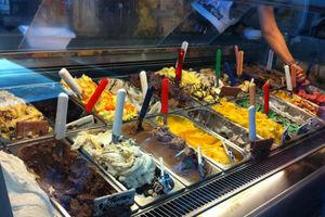 Στη Mucca, για αυθεντικό ιταλικό παγωτό