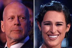 Γιατί δάκρυσε ο Bruce Willis