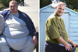 Ο James Bond που έχασε 150 κιλά!