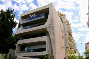 One Kleomenous, το εντυπωσιακό νέο κτίριο της Αθήνας