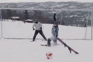Σκι και ποδόσφαιρο