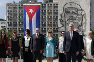 «Όνειρο που πραγματοποιήθηκε η συνάντηση με τον Κάστρο»