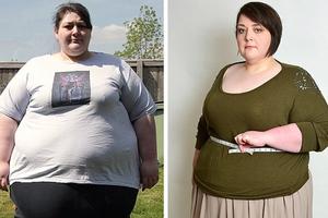 Έχασε 76 κιλά και φοβάται μην την αφήσει ο άνδρας της
