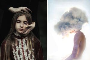Ατμοσφαιρικές εικόνες από έναν ταλαντούχο καλλιτέχνη
