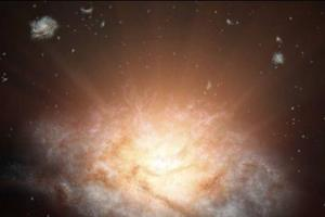 Ανακαλύφθηκε ο φωτεινότερος γαλαξίας στο σύμπαν