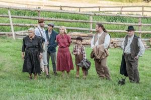 Οικογένεια στην Τσεχία ζει... υπό γερμανική κατοχή