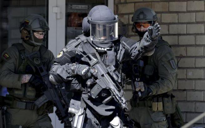 Έκρηξη στην αμερικανική πρεσβεία στο Κίεβο